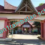SMA Negeri 1 Rambatan Launching Website
