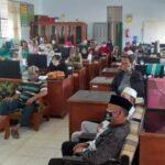 Rapat Persiapan PBM Tatap Muka Bersama Orang Tua Siswa