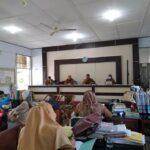 Rapat Dinas Awal  Sekolah Semester Genap Tahun 2020/2021