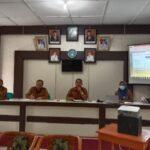 Rapat Dinas Awal Bulan Februari 2021