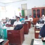 Rapat Dinas Penetapan Kriteria Pencapaian Kompetensi Kelulusan