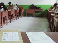 SMA Negeri 1 Rambatan Laksanakan Ujian Semester Genap Tahun Pelajaran 2020/2021