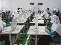 SMA Negeri 1 Rambatan Ikuti KSNK 2021